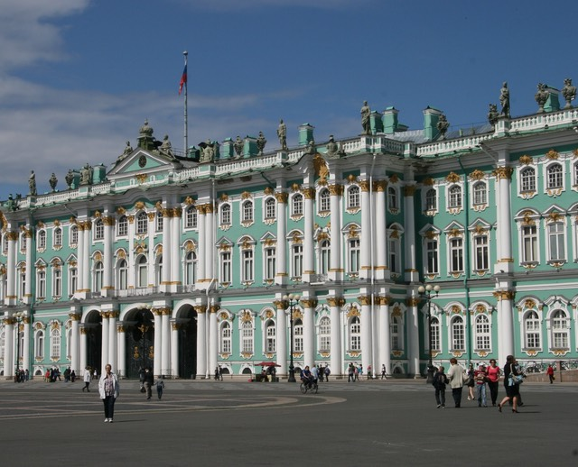 060612 14 The Hermitage - The Winter Palace