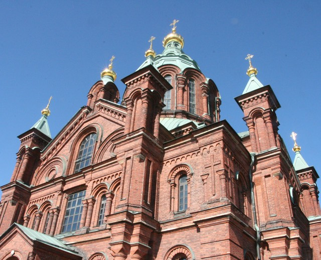 061812 8 Uspenski Cathedral