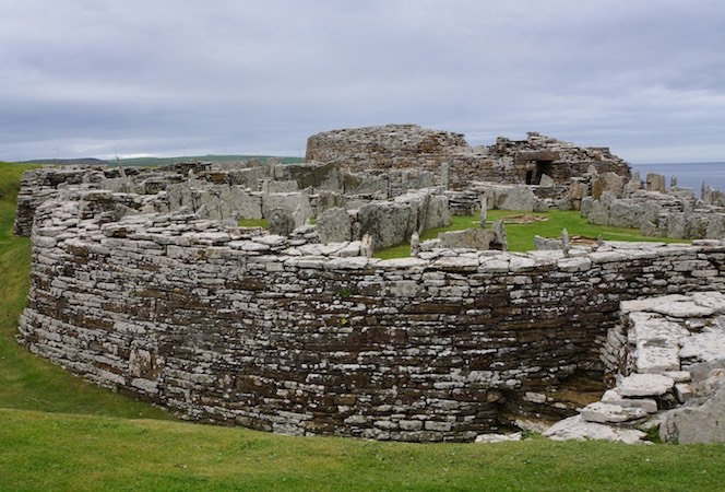 061913 10 Broch of Gurness over 2000 years old