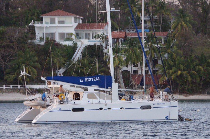 140219 15 Last seen at Isle Le Saintes in Guadeloupe Aussie boat Le Mistral (1)
