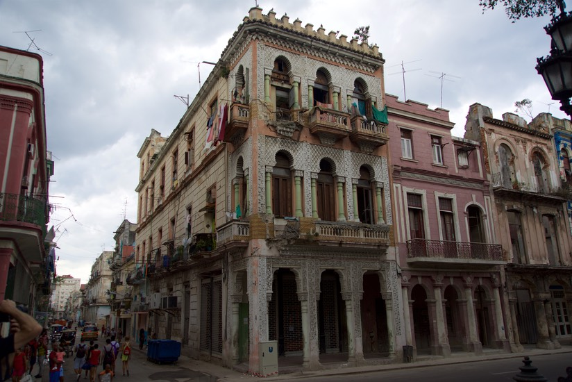 161204 9 Back in Havana Moorish Influence