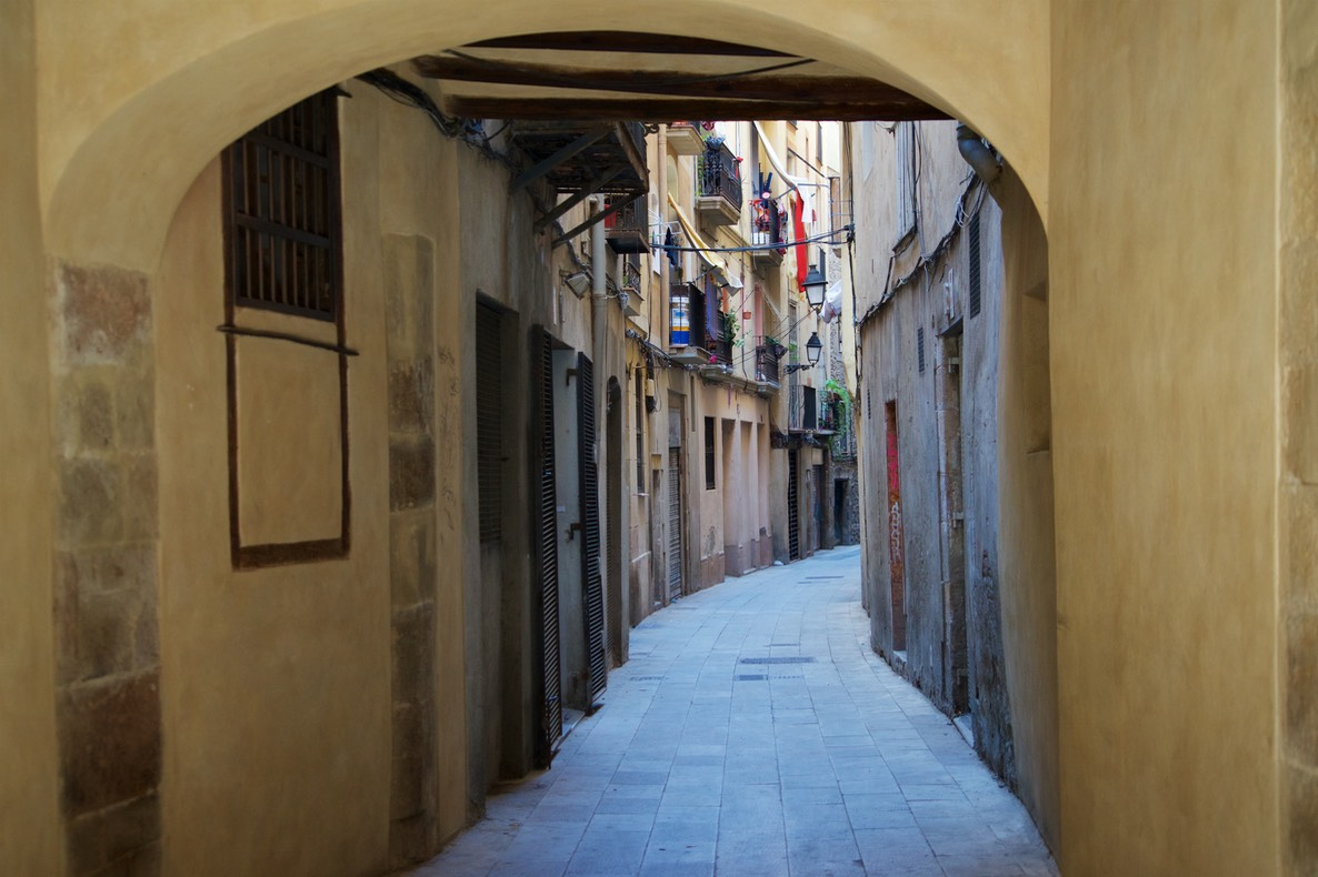 180703 9 Barcelona  Old Town